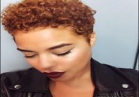 Short Natural Hairstyles With Color 2
