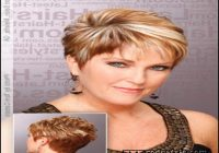 Short Spiky Haircuts For Round Faces 8