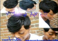 Short Weave Hairstyles For Black Hair 4