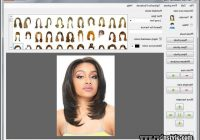 Test Hairstyles On My Face Free 3