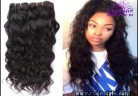 Wet And Wavy Hairstyles For Black Hair 4