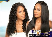 Wet And Wavy Weave Hairstyles 2