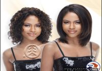 Wet And Wavy Weave Hairstyles 8
