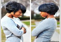 Wrap Hairstyles For Short Hair 4