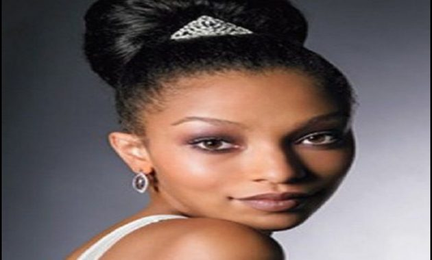 african-american-hair-bun-hairstyle-13-630x380 Style 8 Gallery Of African American Hair Bun Hairstyle