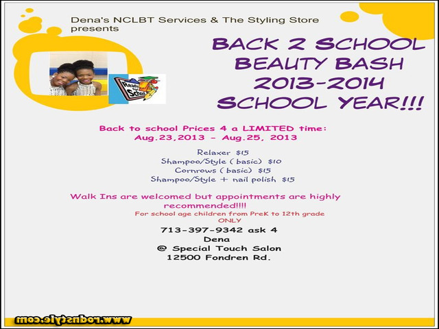 Back To School Haircut Deals 7