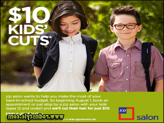 Image for Great 10 Pictures Of Back To School Haircut Specials