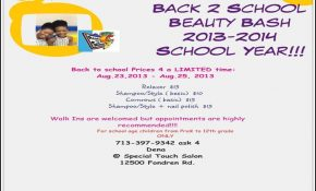 Back To School Haircut Specials 9