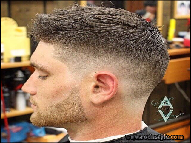 Barber Shop Haircut Styles 8