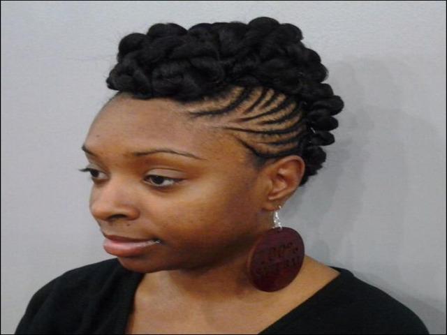 Black Braid Hairstyles 2015 4