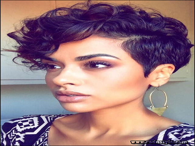 Image for 4 Gallery Of Black Females Short Hairstyles Pictures