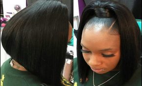 Black Hair Weave Ponytail Hairstyles 12