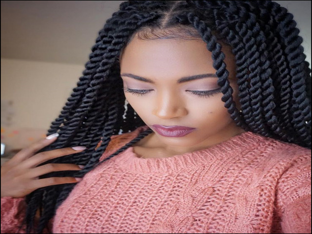 Image for 10 Pictures Of Black Hairstyles Braids And Twists