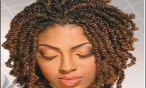 Black Natural Hairstyles For Medium Length Hair 11
