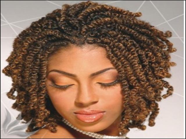 Black Natural Hairstyles For Medium Length Hair 11
