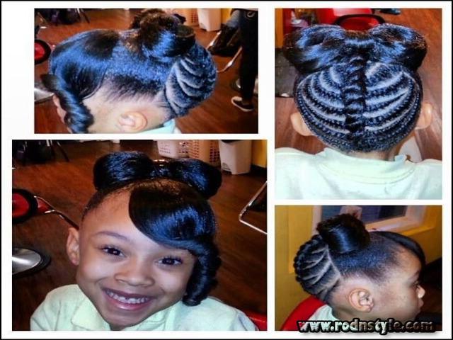 Braid Hairstyles For Black Girl 11