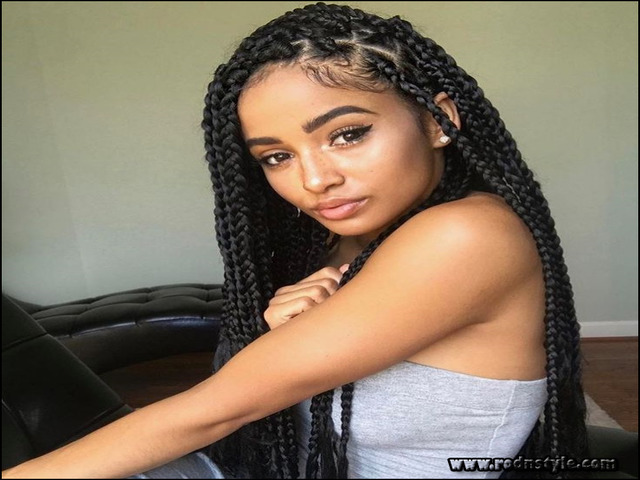 Braid Hairstyles For Black Girl 12