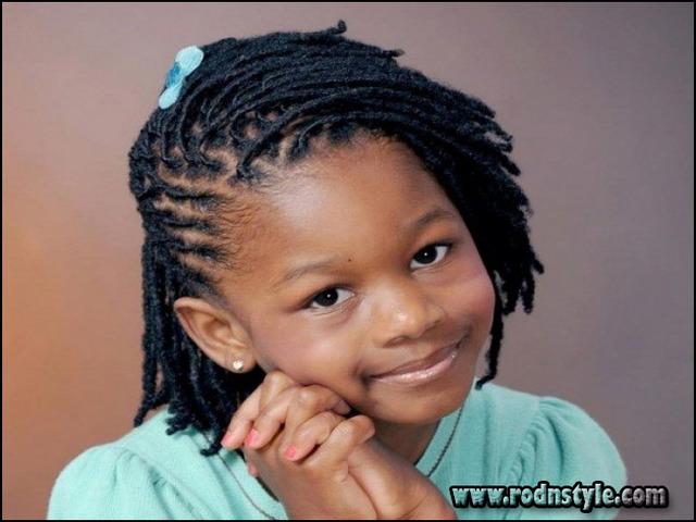 Braid Hairstyles For Black Girl 7