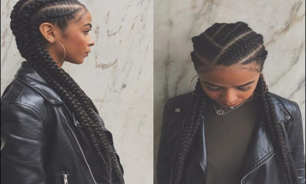 braided-weave-hairstyles-black-hair-1-630x380 11 Pictures Of Braided Weave Hairstyles Black Hair
