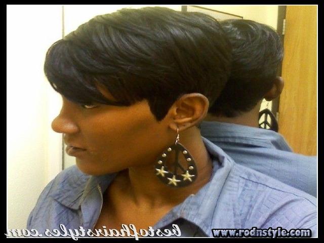 Cute 27 Piece Weave Hairstyles 12