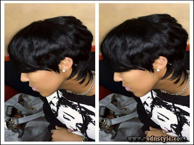 Cute 27 Piece Weave Hairstyles 3