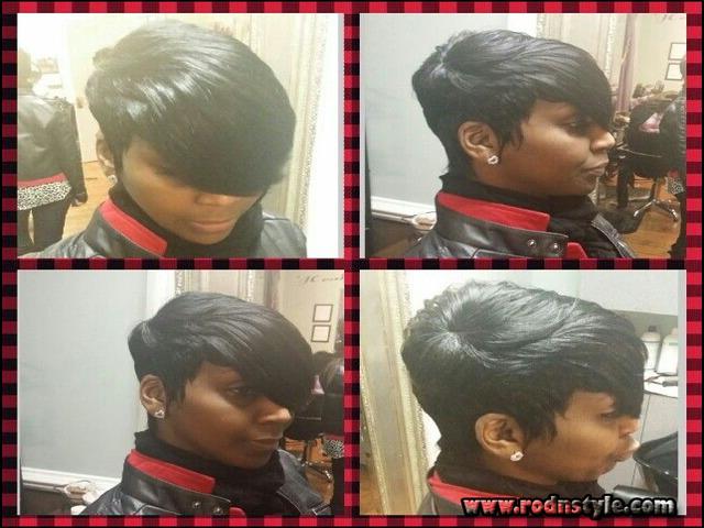 Cute 27 Piece Weave Hairstyles 8