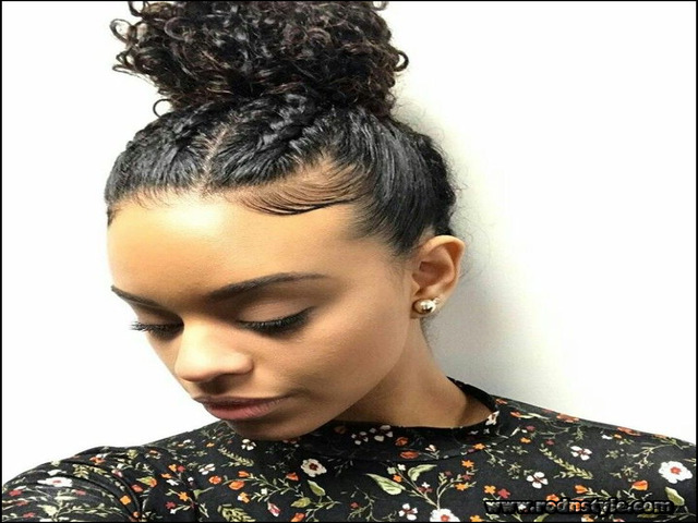 Cute Hairstyles For Mixed Curly Hair 8