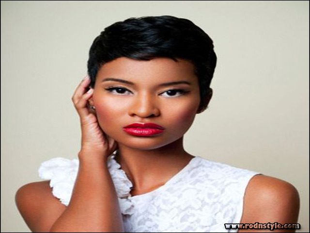 Cute Short Hairstyles For Black Females 2015 6