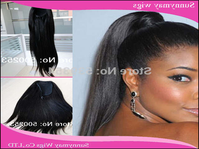 drawstring-ponytail-hairstyles-for-black-hair-0 8 Gallery Of Drawstring Ponytail Hairstyles For Black Hair