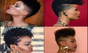 Fade Haircut For Women 12