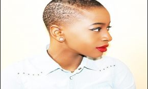 Fade Haircut For Women 13
