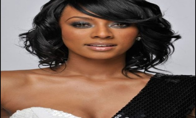 Flat Iron Hairstyles For Black Short Hair 4
