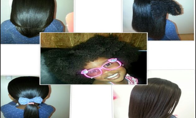 Flat Iron Hairstyles For Black Short Hair 5