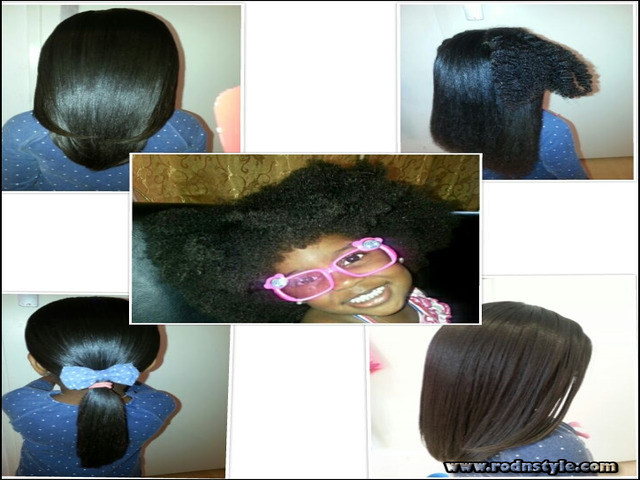 Flat Iron Hairstyles For Black Short Hair 5