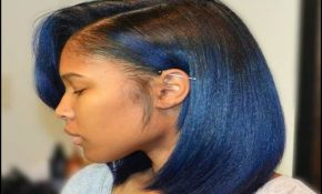 Flat Iron Hairstyles For Black Short Hair 9