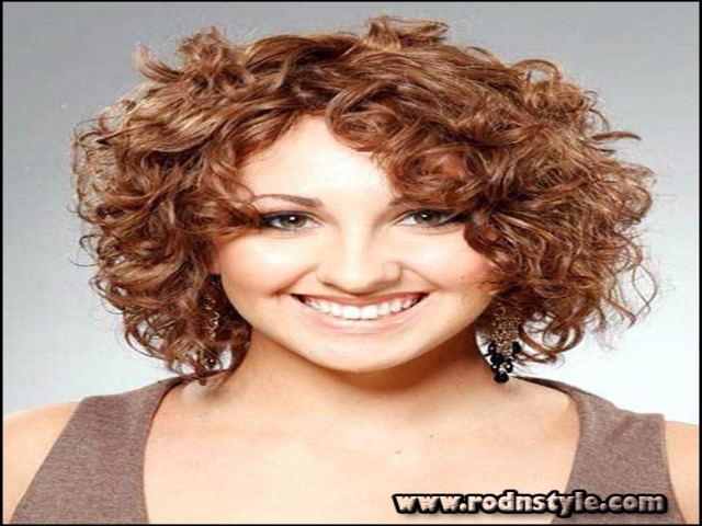 Haircuts For Curly Frizzy Hair 1