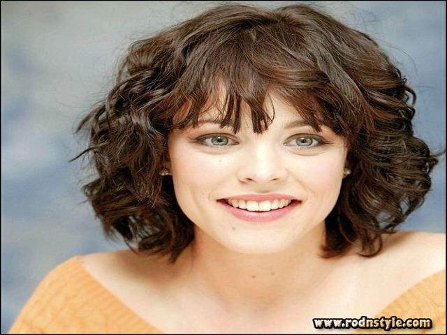 Haircuts For Curly Frizzy Hair 3