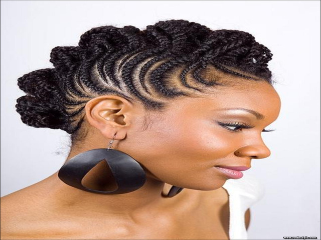 Hairstyles For Black People's Hair 0