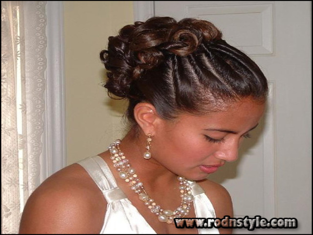 Hairstyles For Black People's Hair 12