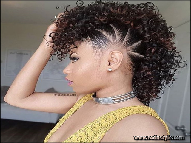 Hairstyles For Black People's Hair 13