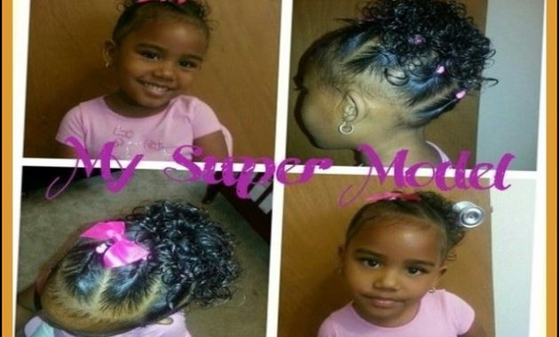 Hairstyles For Mixed Toddlers With Curly Hair 11