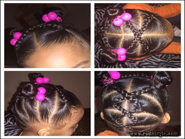Image for 12 Pictures Of Hairstyles For Mixed Toddlers With Curly Hair