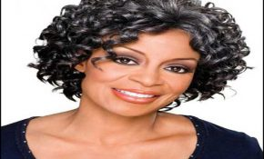 Hairstyles For Older Black Woman 0