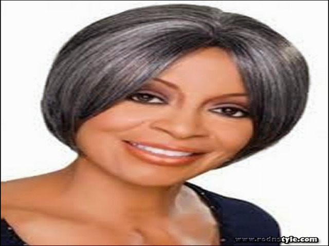 Hairstyles For Older Black Woman 12