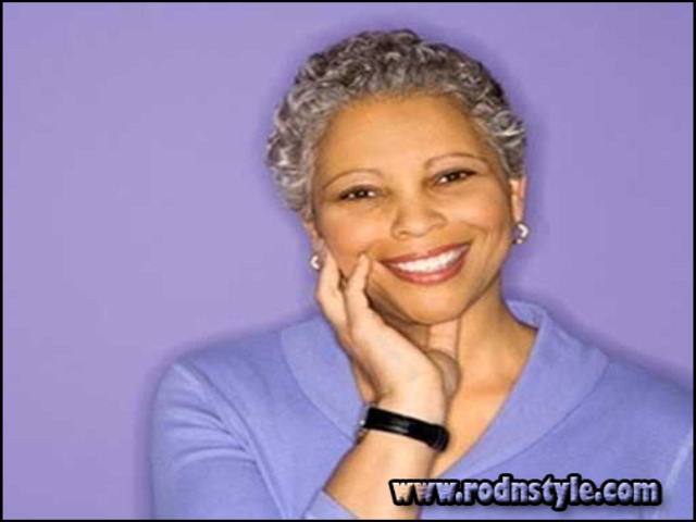 Hairstyles For Older Black Woman 5