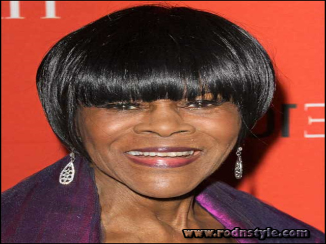 Hairstyles For Older Black Woman 9