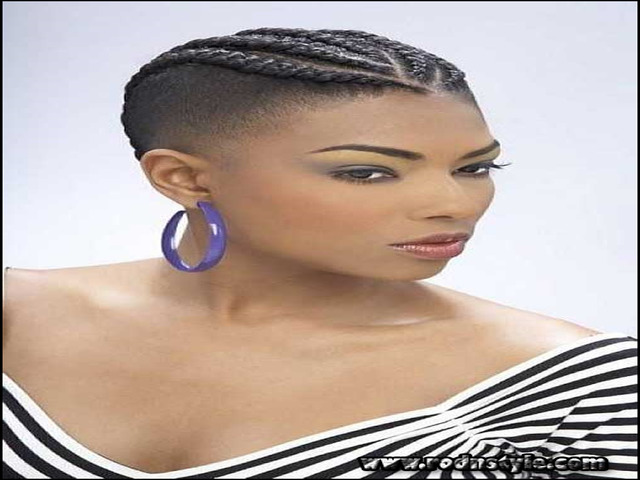 Hairstyles With Braids For Black People 8