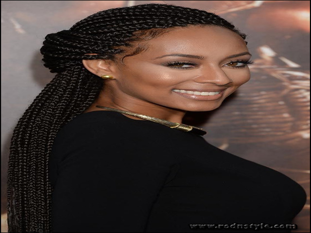 Hairstyles With Braids For Black People 9