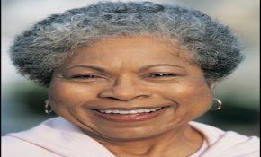 Natural Hairstyles For Older Black Woman 13