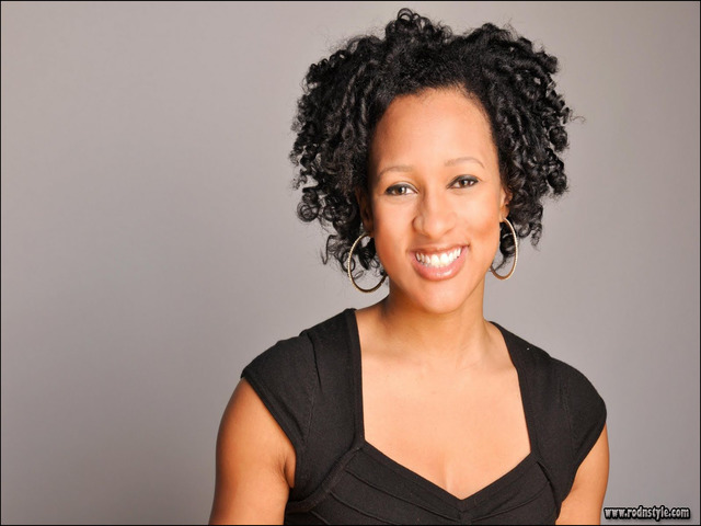 Natural Hairstyles For Older Black Woman 8